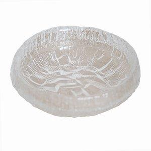 Lunaria Glass Bowl by Tapio Wirkkala for Iittala, 1971