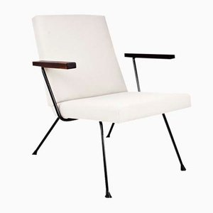 Dutch Mid-Century Model 1409 Lounge Chair by Andre Cordemeyer for Gispen