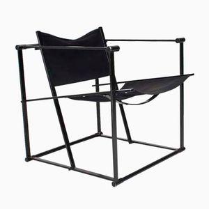 Dutch Cubic Chair by Radboud van Beekum for Pastoe, 1980s