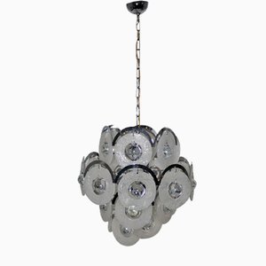 Vintage Murano Glass Chandelier from Vistosi, 1960s