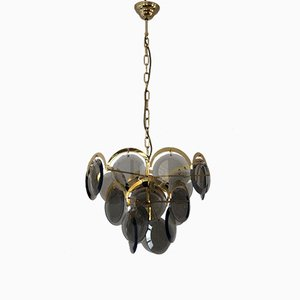 Milanese Chandelier from Vistosi, 1960s