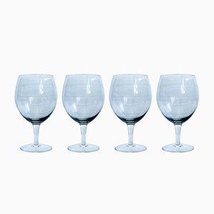 Copas de vino en forma de globo de House Doctor. Juego de 4