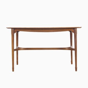 Table Basse en Noyer & Acajou, 1950s