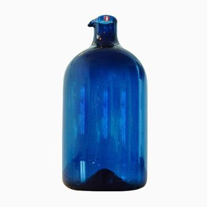 Mid-Century Finnish Model I-400 Straight Bird Bottle by Timo Sarpaneva for Iittala