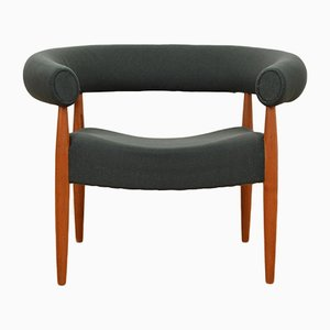 Vintage Pølsestolen Ring Chair by Nanna Ditzel for Poul Kolds Savværk