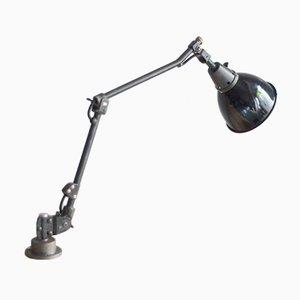 Lámpara de mesa vintage de Curt Fischer para Midgard