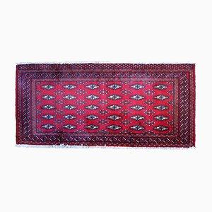 Tapis Vintage Turkmen Tekke Fait à la Main, 1970s
