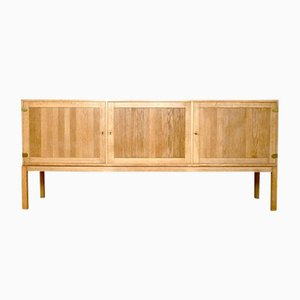 Danish Oak Sideboard by Kurt Østervig for Randers, 1960s