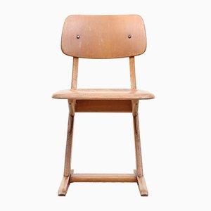 Chaise d'École Mid-Century par Casala, Allemagne, 1965