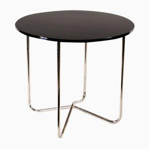 Chrome Round Table from Hynek Gottwald