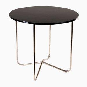 Runder Chrom Tisch von Hynek Gottwald