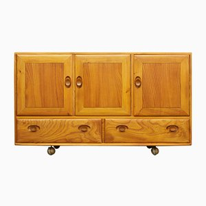 Mid-Century Elm Sideboard from Ercol