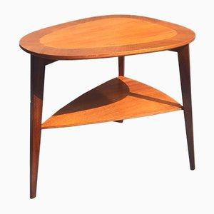 Tavolino Mid-Century di Holger Georg Jensen per Kubus, Danimarca, anni '60