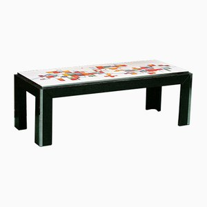 Ceramic Tile Top Coffee Table from Adri Belgique