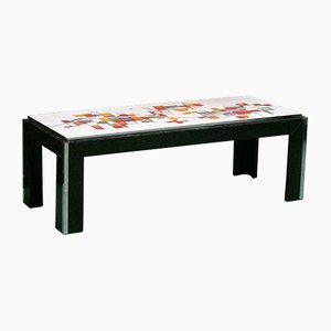 Table Basse avec Plateau de Céramique d'Adri Belgique