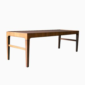 Tavolino da caffè di Severin Hansen per Haslev Denmark