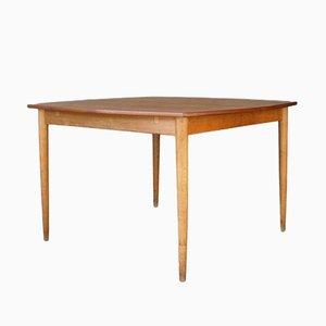 Tavolo di Arne Hovmand Olsen per Mogens Kold, Danimarca, anni '50