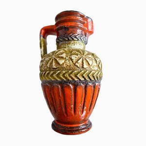 Keramik Bodenvase von Bay Keramik, 1960er