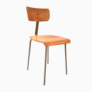 Industrial Chair in Plywood