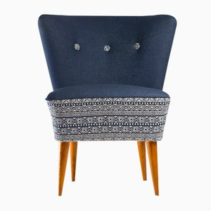 Blue Jeans Cocktail Chair, 1970s