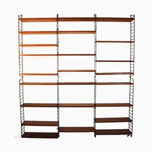 Ladder Shelf by Nisse Strinning for String, 1950s