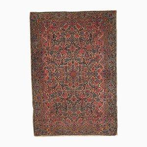 Handgearbeiteter nahöstlicher Kerman Teppich, 1920er