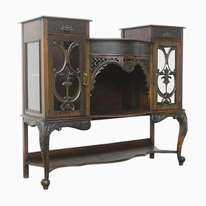 Vintage French Art Nouveau Buffet