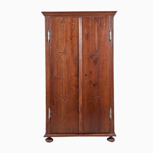 Classicist Wardrobe with Two Doors, 1761