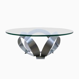 German Diamond Coffee Table by Knut Hesterberg for Ronald Schmitt, 1960s