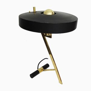 Lámpara Z de mesa o escritorio de Louis Kalff para Philips, años 50