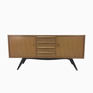 Birch Sideboard by Cees Braakman for Pastoe, 1950s