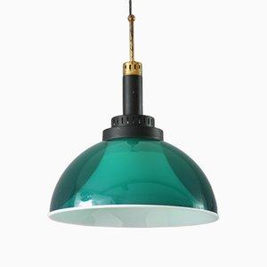 Lámpara italiana de plexiglás de Stilux