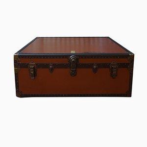 Baúl de viaje británico vintage de Victor Luggage