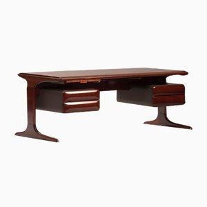 Mid-Century Danish Executive Desk