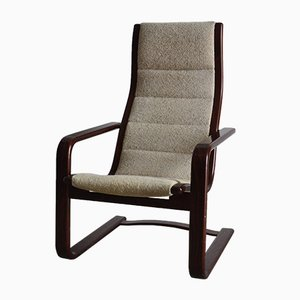 Rosewood Armchair by Yngve Ekström for Swedese, 1970s