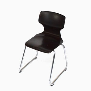Stacking Chair by Adam Stegner for Flötotto, 1970s