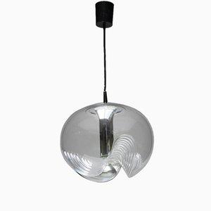 Grande Lampe à Suspension de Peill & Putzler