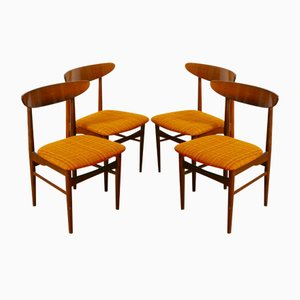 Jacaranda Dining Chairs from Skovby, 1969, Set of 4