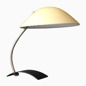 Lámpara de mesa Emperor modelo 6840 Mid-Century moderna de Christian Dell para Kaiser Idell