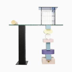 Console Solitaria par Ettore Sottsass pour Design Gallery Milano, 1992