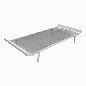 Sofá cama Cleopatra de metal de Dick Cordemeijer para Auping, años 50