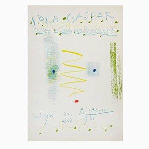Poster von Pablo Picasso, 1961