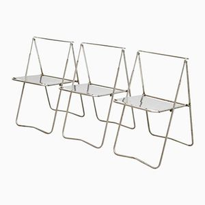 Folding Chairs by Rafael Carreras Puigdengolas, 1960s, Set of 3