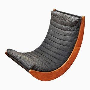 Chaise Vintage Relaxer par Verner Panton pour Rosenthal, 1970s