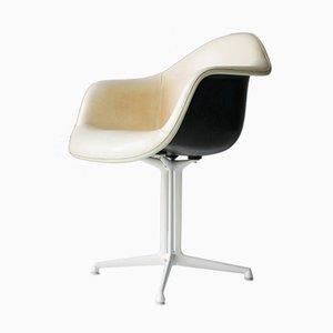Poltrone DAL in plastica di Eames per Herman Miller, set di 4