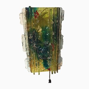 Lampada da parete vintage multicolore di Raak