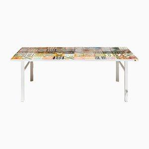 Grande Table Tau par Shirocco Studio, 2017