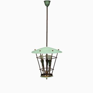 Italienische Vintage Lanterne