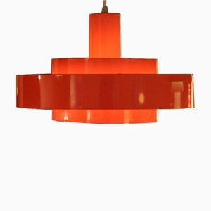 Lampe à Suspension Equator Vintage par Jo Hammerborg pour Fog & Mørup