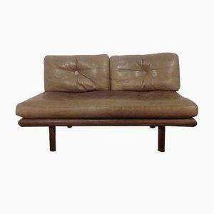 Canapé en Cuir par Peter Hvidt et Orla Mølgaard-Nielsen pour Kill International, 1964